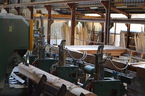 Les scieries partenaires Bois de Chartreuse