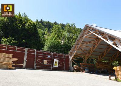 Centre de séchage Bois de Chartreuse