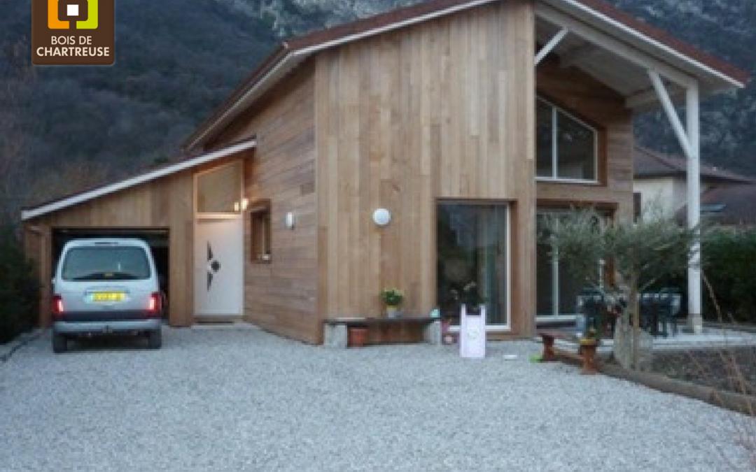 L'aventure de la construction d'une maison en structure poteau-poutre