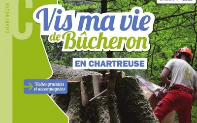 Vis ma vie de Bûcheron en Chartreuse