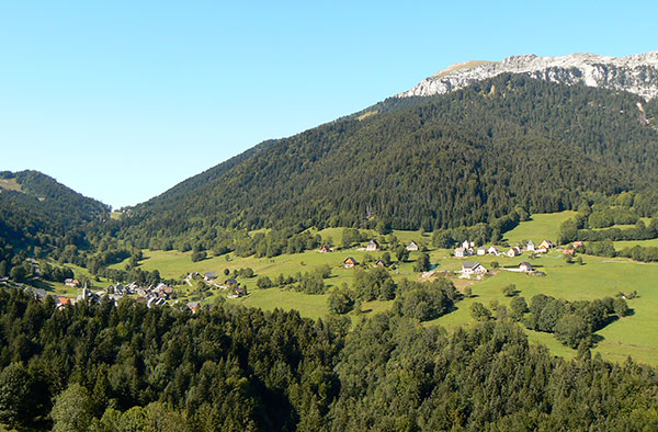 Réalisation en Bois de Chartreuse - bois massif