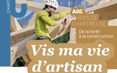 Vis ma vie d'artisan 2021 – AOC Bois de Chartreuse