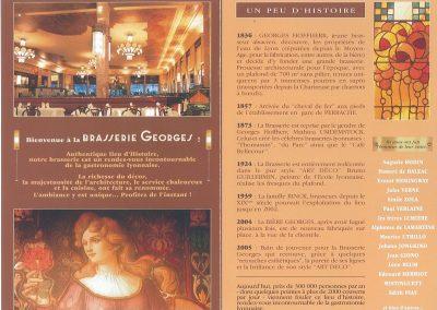 Brasserie Georges – Lyon 2e