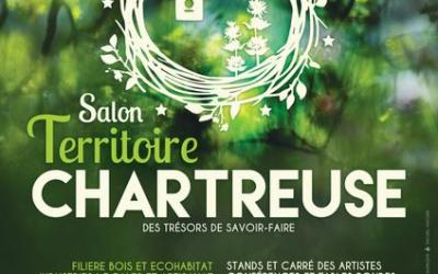 Le Bois de Chartreuse vous attend au Salon Territoire Chartreuse